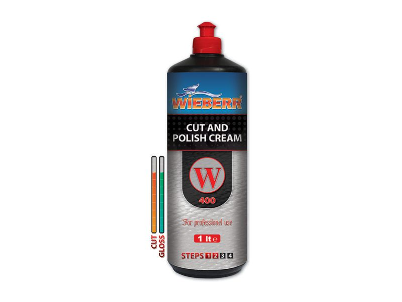 Cut and Polish Cream W400