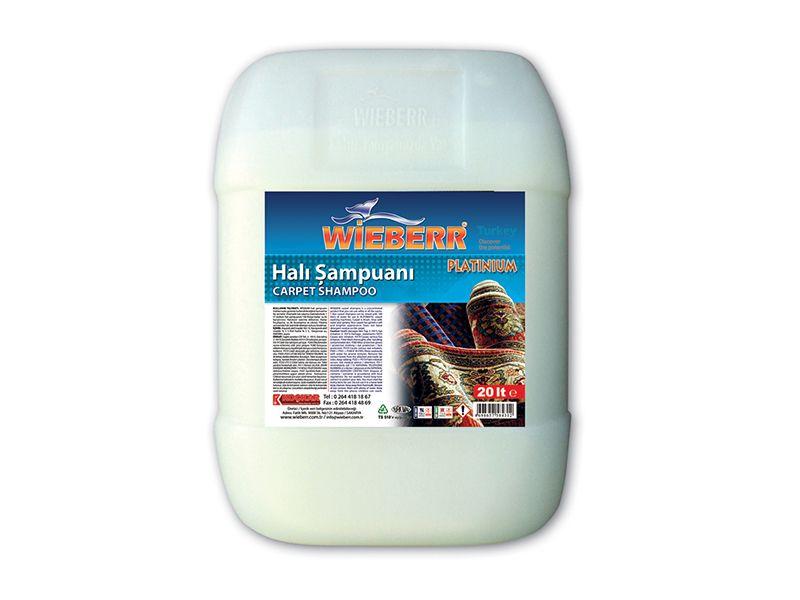 Platinium Halı Şampuanı